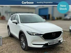 image for 2018 Mazda CX-5 2.2d [184] Sport Nav+ 5dr AWD - SUV 5 Seats SUV Diesel Manual