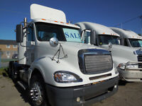 Call Syed for 2008 Freightliner Columbia Daycab,13SPD/Wet kit