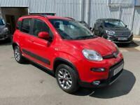 2017 Fiat Panda 4X4, 1.2 MULTIJET, 30 road tax, immaculate low mileage car. Hatc