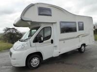 CI Carioca 656, 6 berth, rear bunk beds coachbuilt motorhome for sale Ref 13070