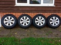 "VW Transporter T5 16"" Alloy wheels"
