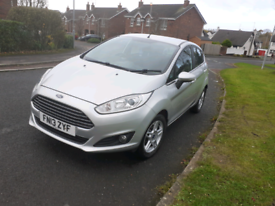 Ford Fiesta Zetec 1.2 petrol 2013 49875mls totally mint inside and out warranty &finance