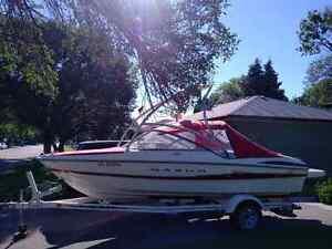 Maxum 1800 SR3 Boat