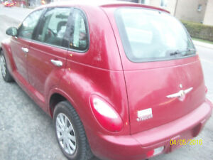 2008 CHRYSLER PT CRUISER LX 96000KM AUTOMATIC NO RUST 2650$