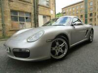 2005 Porsche Boxster 2.7 2dr CONVERTIBLE Petrol Manual