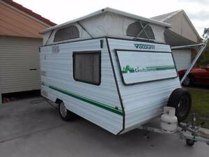 Small Lightweight Caravan - Viscount Nipper Redcliffe Redcliffe Area Preview