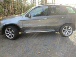 2005 BMW X5 SUV, Crossover 4.8 IS
