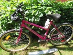 Vélo de femme en très bon état