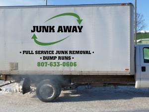Junk Away Inc. - Full Service Junk Removal / Dump Runs