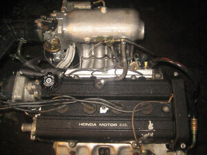 HONDA CRV B20B ENGINE ACURA INTEGRA CIVIC JDM B20B MOTOR 2.0L