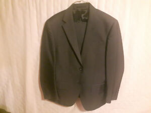Suit Jacket Size Small, and pants Size S-31 & a Topman Sweater