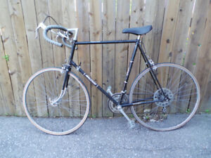 Vintage Raleigh Street Bicycle