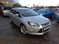 2013 Ford Focus 1.6TDCi Zetec ( 105ps ) ( 99g ) ECOnetic