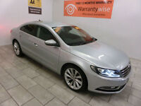 2012 Volkswagen CC 2.0TDI ( 140ps ) BMT GT ***BUY FOR ONLY £52 PER WEEK***
