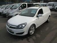 2009 59 VAUXHALL ASTRA 1.7 CDTI SPORTIVE MODEL DIESEL SIX SPEED ONE OWNER LE