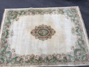 tapis de maison style classique
