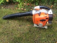Stihl leaf blower BG 86 C