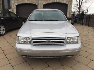 Good Condition Crown Victoria LX