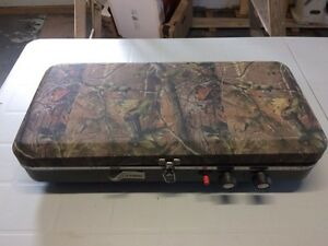 Team realtree camp stove/grill
