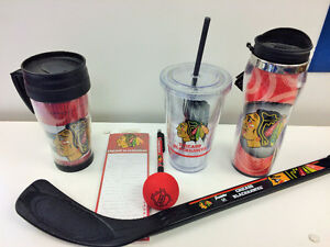 Chicago Blackhawks Fan Pack!  50% off!
