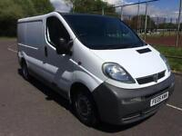 2005 Vauxhall Vivaro 1.9Di 2700 SWB COMPLETE WITH M.O.T AND WARRANTY
