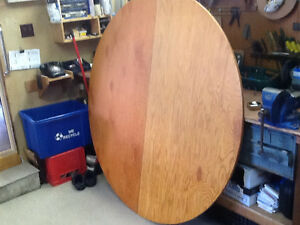 Large round table top