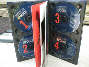 THE POLICE: Message in a Box - The Complete Recordings (Box Set)