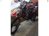 Gas gas 250 enduro 2013 px car or bike cash either way