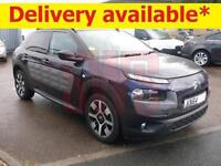 2014 Citroen C4 Cactus Flair Puretech 1.2 DAMAGED REPAIRABLE SALVAGE