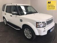 2012 12 LAND ROVER DISCOVERY 3.0 4 SDV6 XS 5D AUTO 255 BHP DIESEL