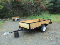 2-Utility trailers for sale ( Trades Considered )