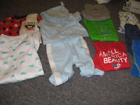 onsies and sleepres like brand new from The Children's Place