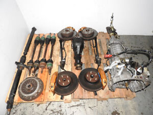 JDM TY856WB6KA 6 Speed Complete Transmission Swap with Brembo Ca
