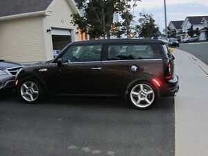 2009 MINI Mini Cooper S Clubman Wagon