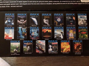 DVD - Imax - Ultimate Collection - 20 dvd