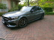 2017 Mercedes C43 AMG Griffith South Canberra Preview