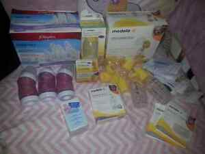 Medela electric pump and more