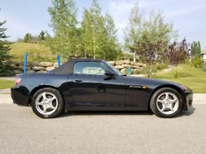 2001 Honda S2000 AP1 - Berlina Black