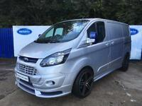 2016 Ford Transit Custom 2.2TDCi ( 100PS ) ECOnetic 270 L1H2 Diesel Van