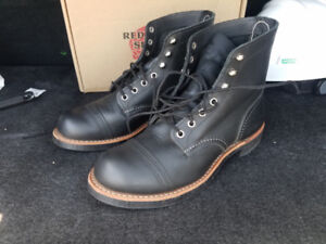 brand new !! Red Wing Iron Ranger 8114 Size 13