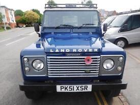 NO VAT! Land Rover Defender 90 TD5 4x4 full service history (43)