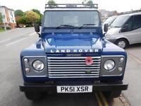 NO VAT! Land Rover Defender 90 TD5 full service history (41)