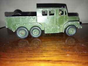 Vintage Dinky Toy Truck