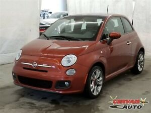 Fiat 500 Sport Toit Ouvrant A/C MAGS 2014