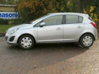 2014 Vauxhall Corsa 1.2 Exclusiv 5dr Easytronic AUTOMATIC ONLY 32K HATCHBACK Pet