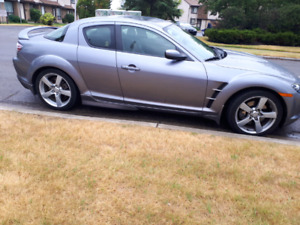 Rx8  gs 2004 excellent condition all round