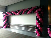 party decor promo $500 cake table balloon arch backdrop and more