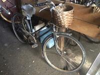velo vintage Raleigh