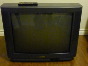 27 INCH SANYO TV FOR FREE