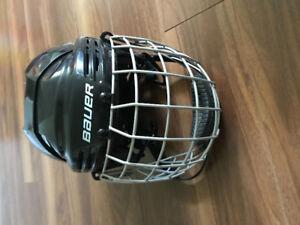 Bauer helmet size M kids